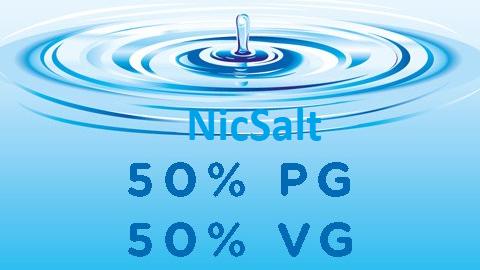 NicSalt liquidek