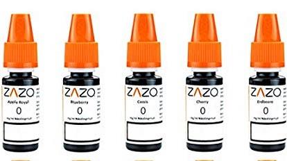 Zazo E-Liquid 10ml