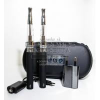 Dupla elektromos cigaretta készlet ( 1100 mAh) Aspire BDC porlasztóval