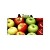 Alma ízű e-liquid