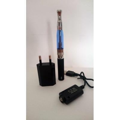 Szimpla elektromos cigaretta készlet (650 mAh) Aspire BVC porlasztóval (kék)