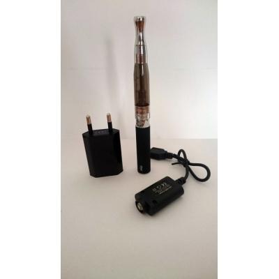 Szimpla elektromos cigaretta készlet (650 mAh) Aspire BVC porlasztóval (fekete)