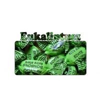 Eukaliptusz mentol ízű e-liquid