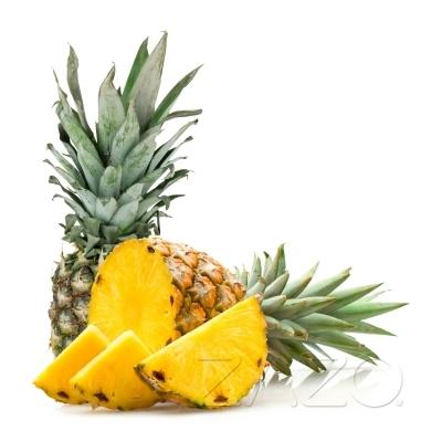 Ananász ízű e-liquid (Zazo 10ml)