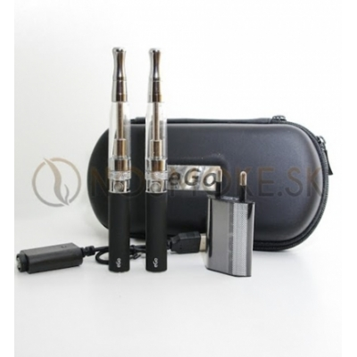 Dupla elektromos cigaretta készlet ( 650 mAh) Aspire BVC porlasztóval