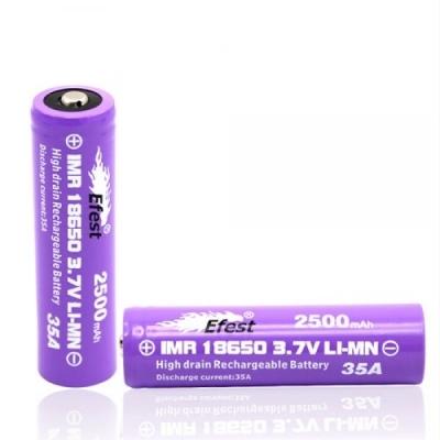 Efest 2500 akkumulátor cella