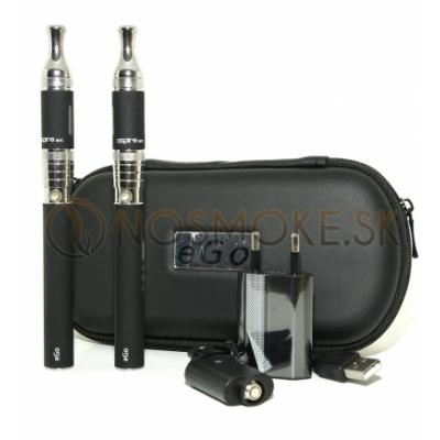 Dupla 1100mAh elektromos cigaretta készlet Aspire ET-S porlasztóval