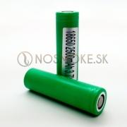 18650 akkumulátor cella (zöld)