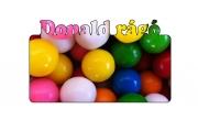 """""""Donald"""" chewing-gum tasting e-liquid"""