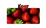 Strawberry-tasting e-liquid