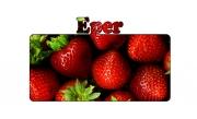 Eper ízű e-liquid