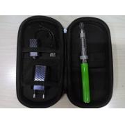 Szimpla elektromos cigaretta készlet ( 1100 mAh) Vigor T3 porlasztóval  és tokkal, zöld