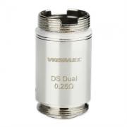 Wismec Motiv DS Dual 0,25Ω kazánrész
