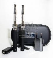 Dupla elektromos cigaretta készlet ( 1100 mAh) Aspire BVC porlasztóval