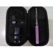 Szimpla elektromos cigaretta készlet ( 1100 mAh) Aspire BVC porlasztóval  és tokkal (rózsaszín akkumulátorral)