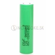 Samsung 25R akkumulátor cella (zöld)