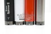 Vision Spinner II akkumulátor (fekete)